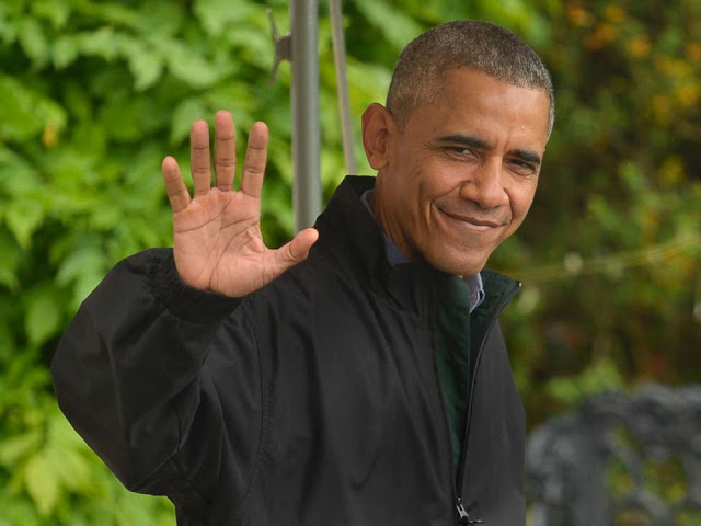 VIDEO Americans rank Barack Obama as best president of their lifetimes: Poll