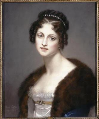 Académie de Peinture pour Jeunes Filles (1836), Catherine Caroline Cogniet Thevenin