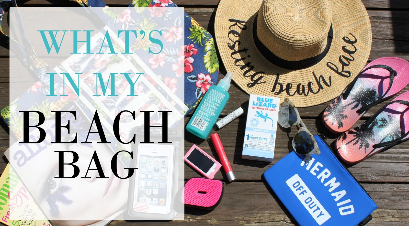 Today I am sharing my beach bag essentials. The must-have necessities that  I always pack with me when hitting up the sea and sand. A fully stocked beach  bag ... 35ab447226d1d