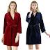 Amazon: $7.98 (Reg. $39.90) Women's Plush Soft Fleece Robe!