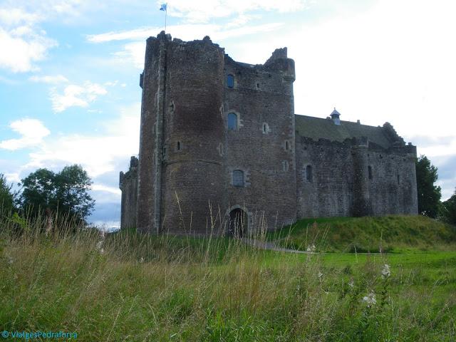 Escòcia, els millors monuments del gòtic civil
