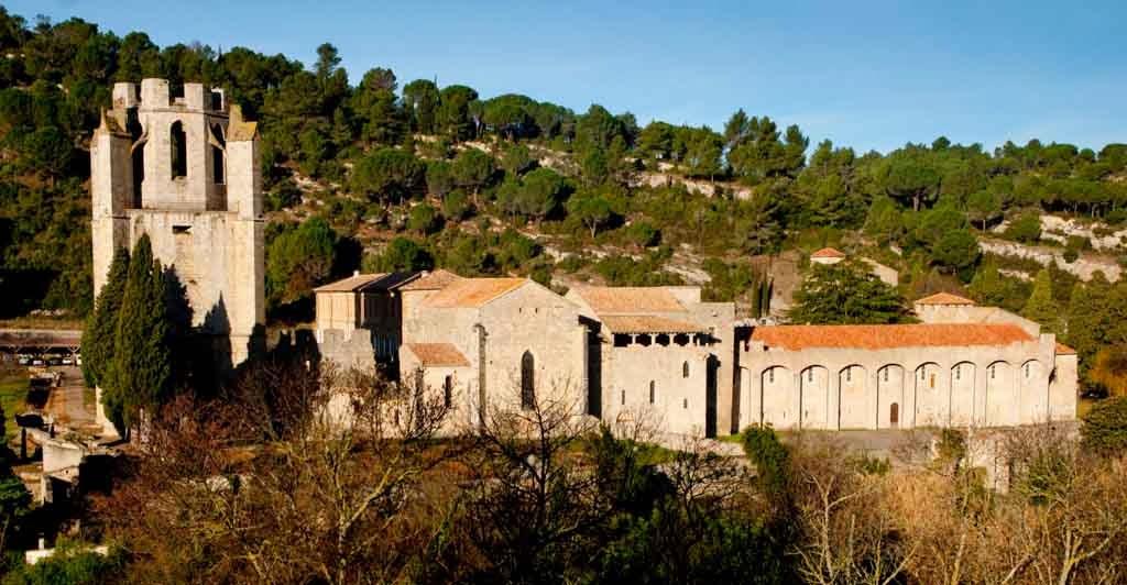 Sainte-Marie de Lagrasse