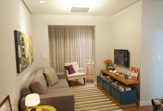 Rumah Idaman Saya, Ada TV di Ruang Tamu