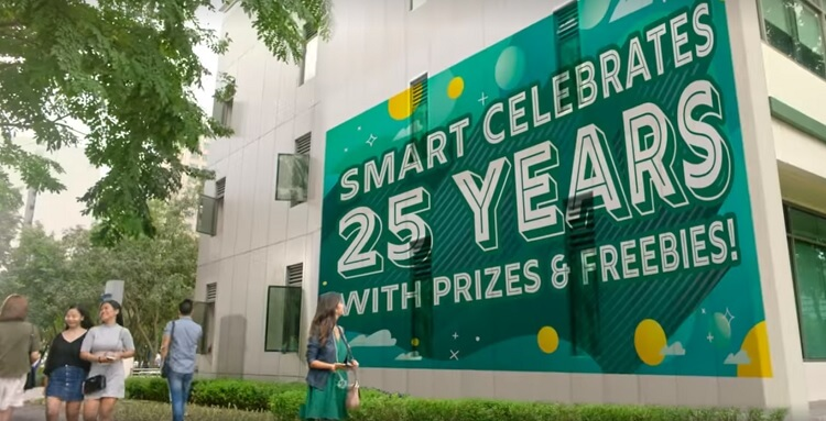 Join Smart Amazing 25 Raffle Promo and Get a Chance to Win Php25 Million Cash