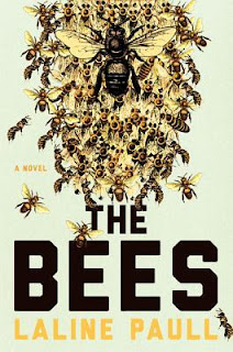 Book cover for Laline Paull's The Bees in the South Manchester, Chorlton, and Didsbury book group