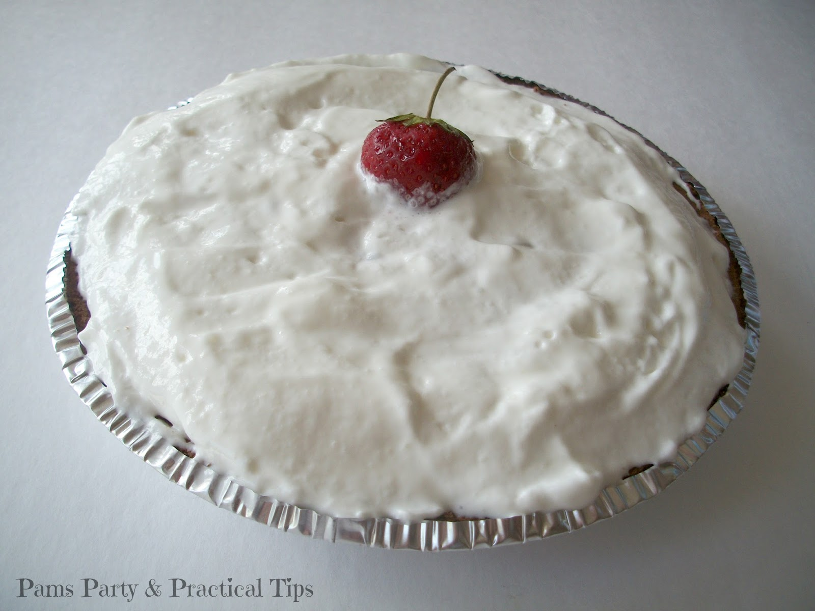 quick and easy homemade strawberry pie