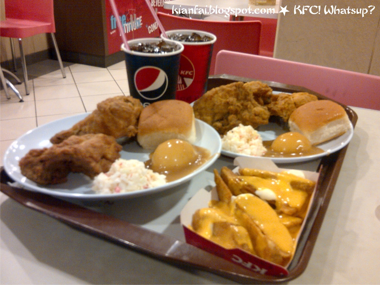 Kfc Food: Kianfai87 On PlayRole: KFC! Whatsup?