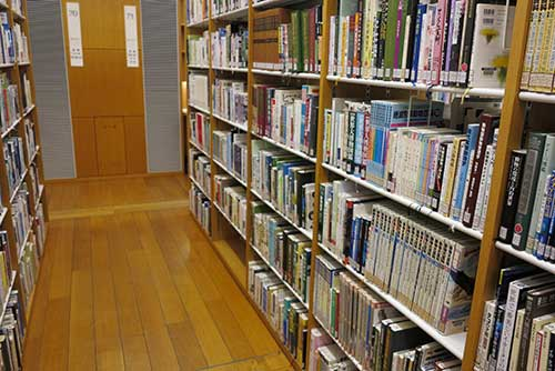 Kyoto Prefectural Library.