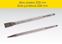 Młotowiertarka z udarem pneumatycznym Niteo Tools z Biedronki