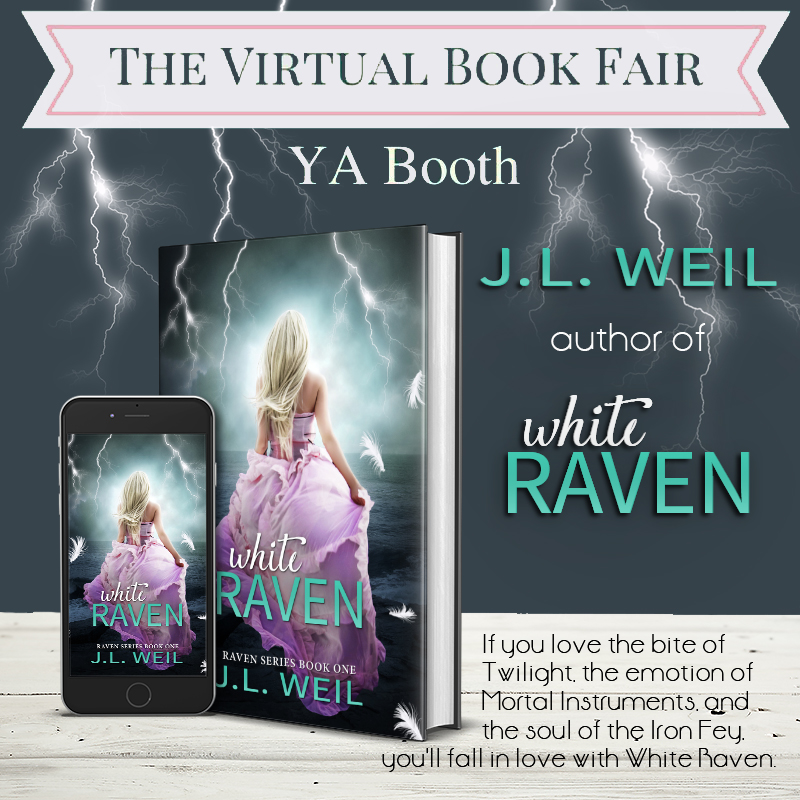 Jl weil white raven is the enthralling first installment in the raven series a ya paranormal romance full of atmosphere self discovery and love that will keep fandeluxe Gallery