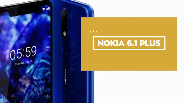Nokia 6.1 Plus Full Specifications, Review And Price | Out of stock on Flipkart in less than 3 minutes
