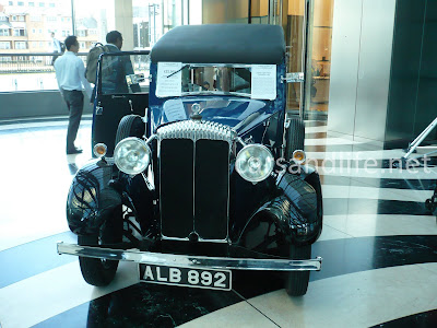 Motor Expo, Canary Wharf, London