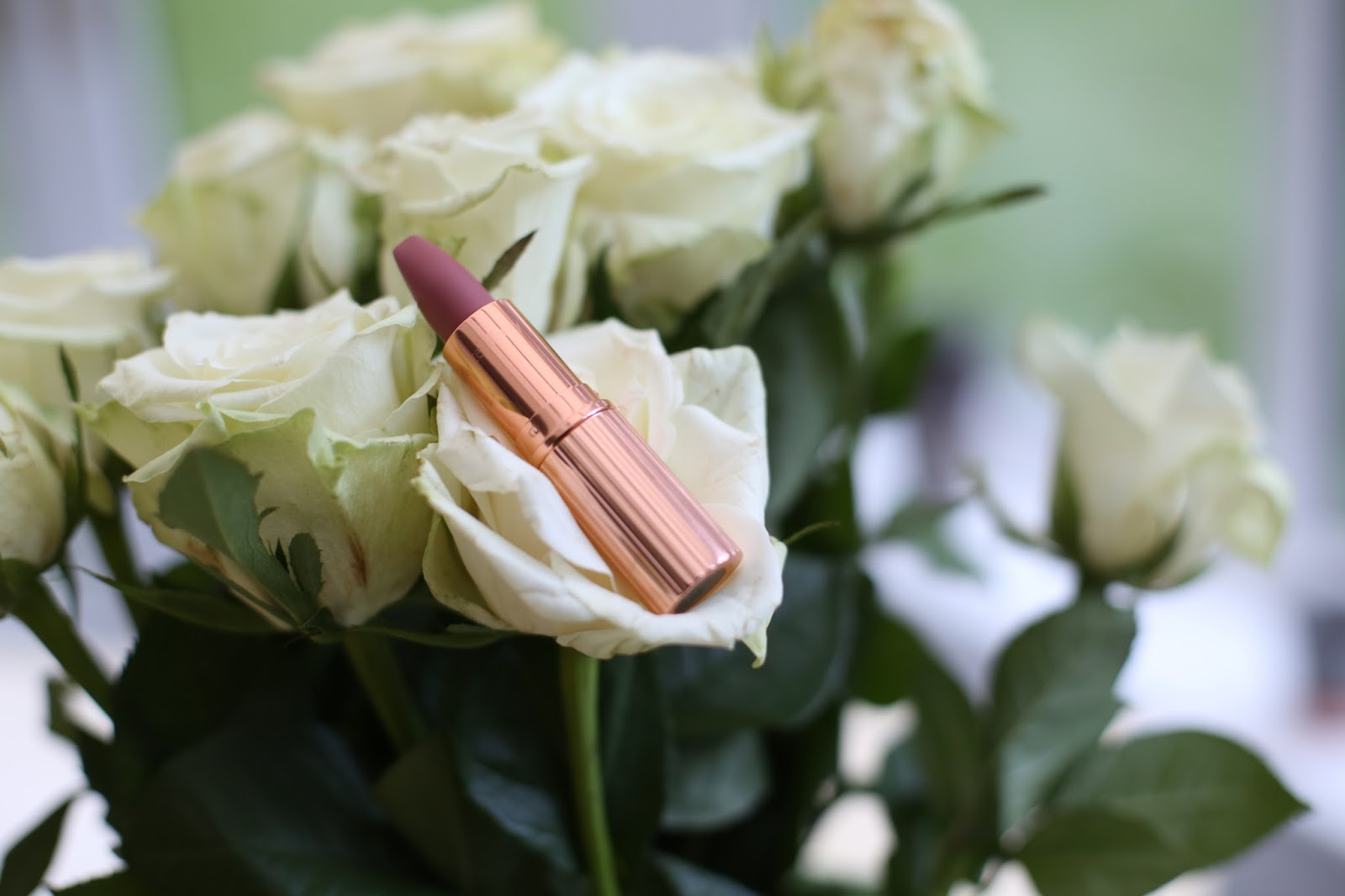 pillowtalk lipstick Charlotte tilbury