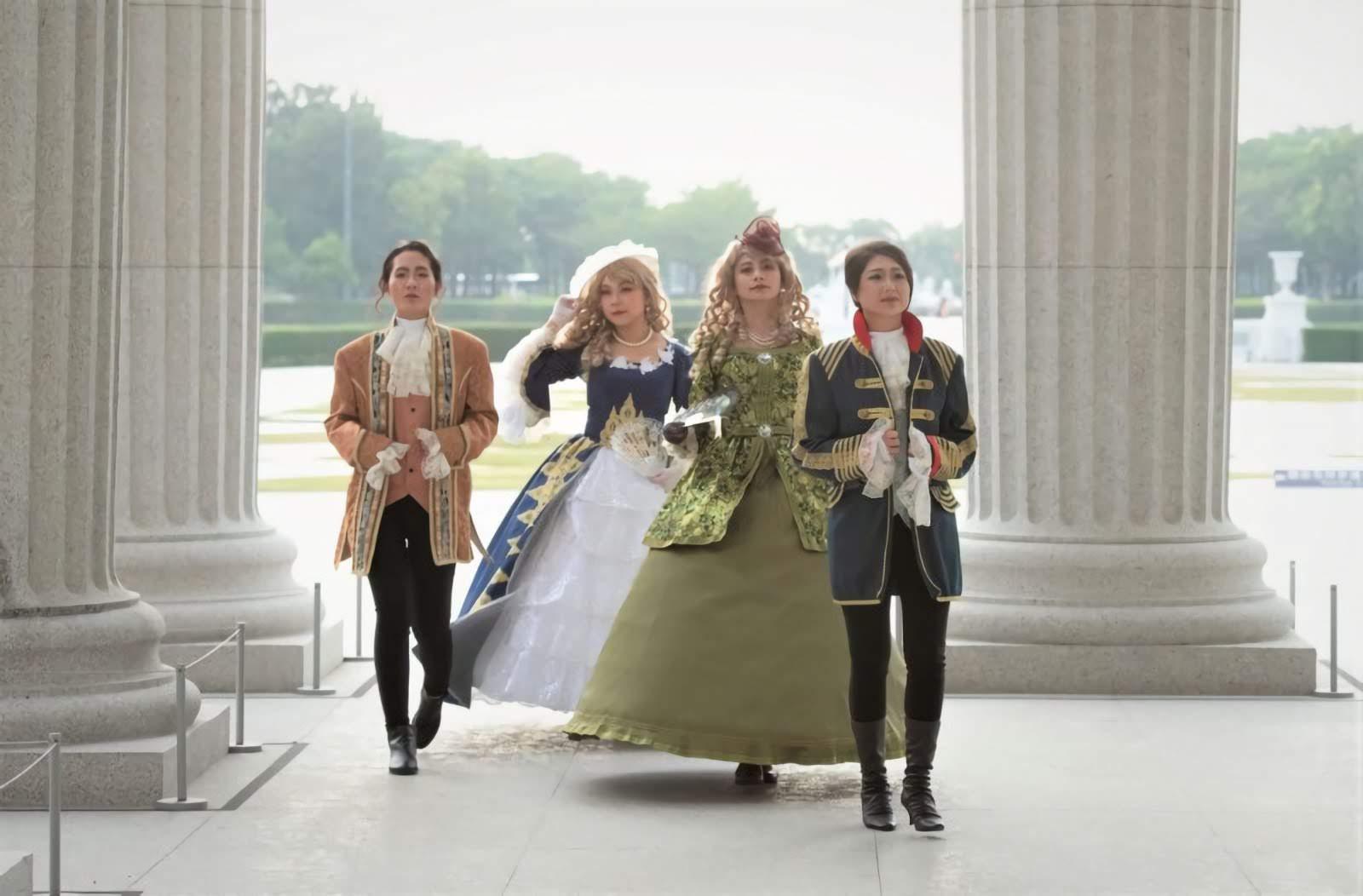 [活動] 2019奇美博物館「聖誕週末趴」又來囉! 以「化裝舞會」為主題邀您大玩造型、面具秀、熱情共舞