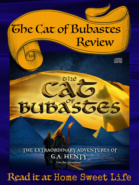Heirloom Audio Productions, audio theater, The Cat of Bubastes