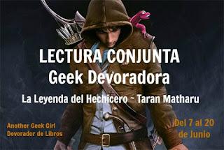 Lectura Geek Devoradora
