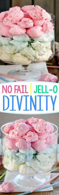 No Fail Jell-O Divinity
