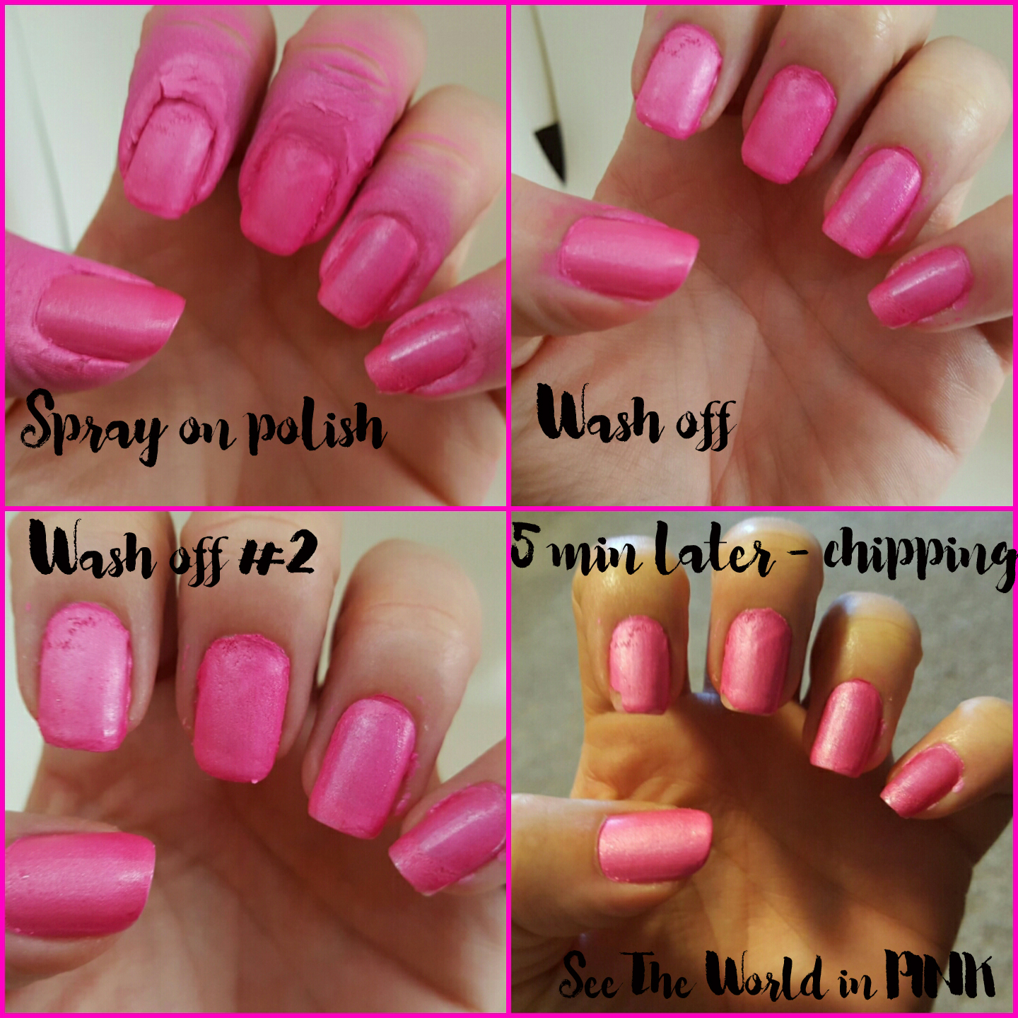 Manicure Monday - Nails Inc Paint Can Review (Spray On Polish) + an ...