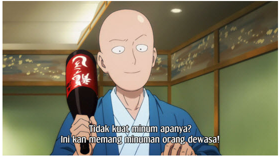 Download Anime One Punch Man Special Episode 6 [Subtitle Indonesia]
