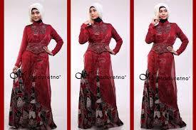 10 Model baju batik wanita modern  Terbaru 2016