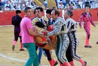 Matador dies in bullring in Teruel Spain