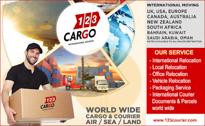123 Cargo And Courier Dubai By Www Dialgcc Com
