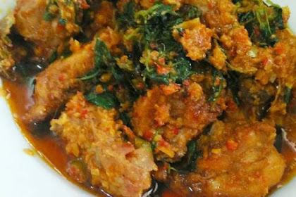 Resep Ayam Rica Rica Kemangi Manado Sajian Istimewa Sedap Rasanya