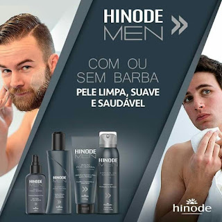 Hinode Men Proteção e Cuidado da Limpeza
