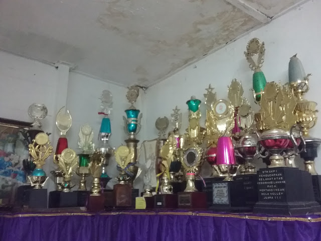 Prestasi (piala) yang pernah diraih SMK GKPI 1 Pematangsiantar.