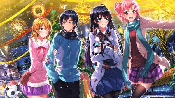 بعد أحداث الموسم الأول من الأنمي تتواصل مغامرة نادي الخدمة التطوعية مع تغير في شخصية هيكيغايا هاتشيمان حيث أصبح مدرك أكثر لمشاكل الآخرين