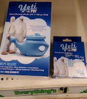 sinue problems Yeti Pot DOLLAR TREE dupe Neti Pot refill packets Nasal Saline Irrigation