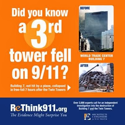 Did you Sign and Share the ReThink911.org International Petition Yet?