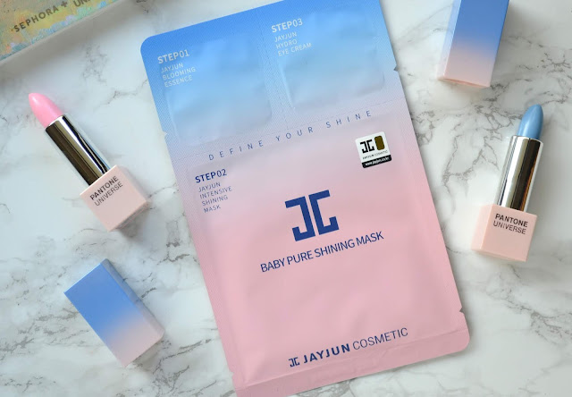 Jayjun Cosmetic Baby Pure Shining Mask Review