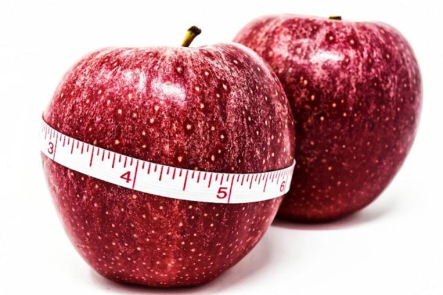 Bellissima immagine di mele rosse