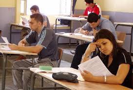 Student exams in Algeria 2016