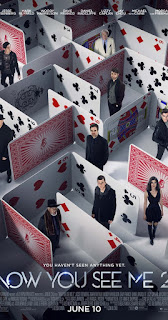 Film Now You See Me 2 (2016) Film Subtitle Indonesia