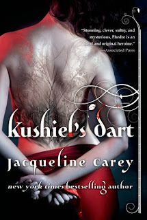 Kushiel's Dart book cover