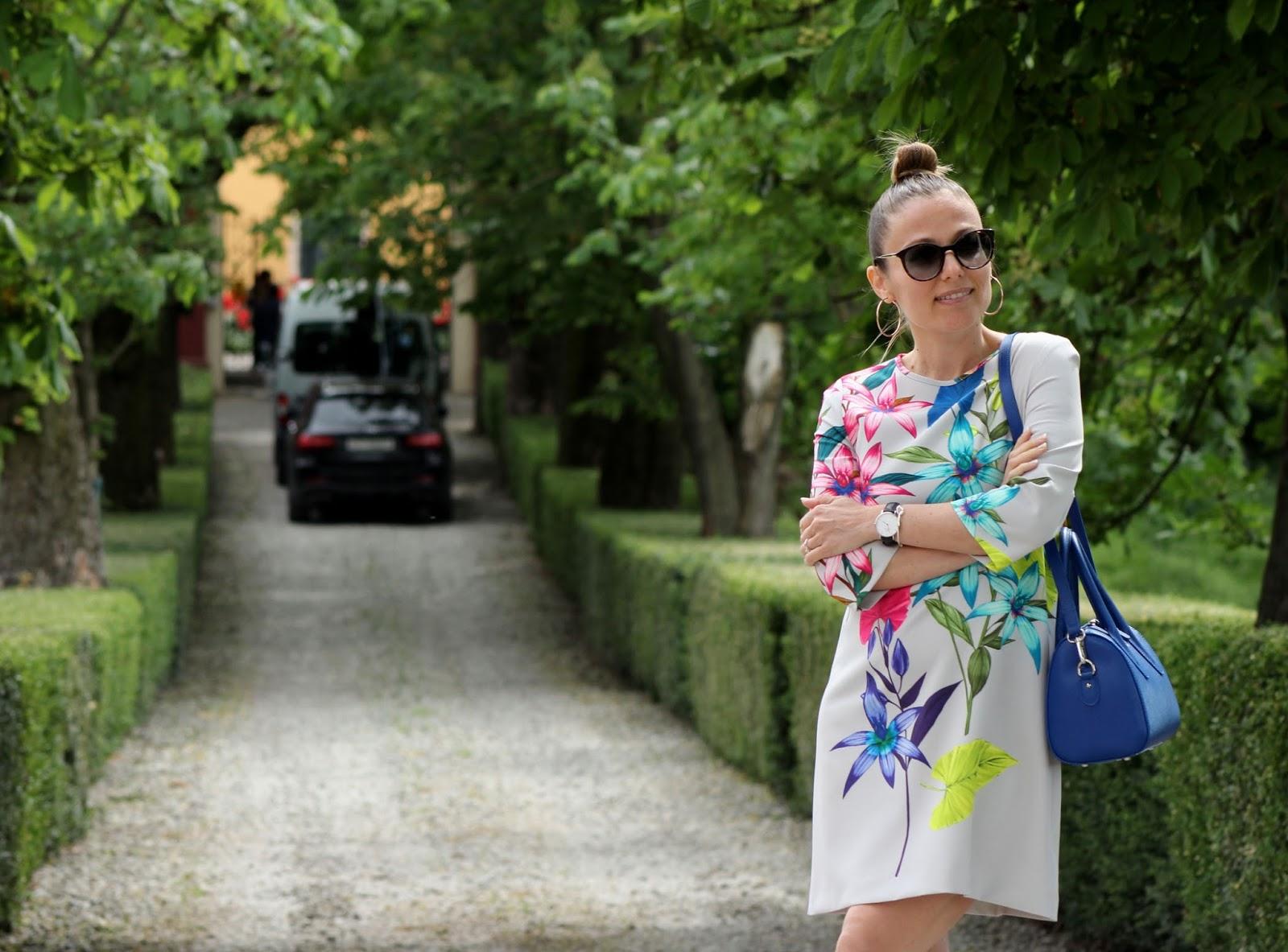 Come indossare un floral dress - Eniwhere Fashion - Imperial