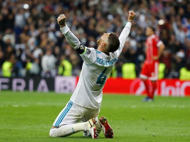 Ramos : Madrid Melangkah Lebih Dari Munchen