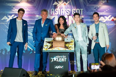 Jay Park will be Judge for Asia's Got TalenT Season 2