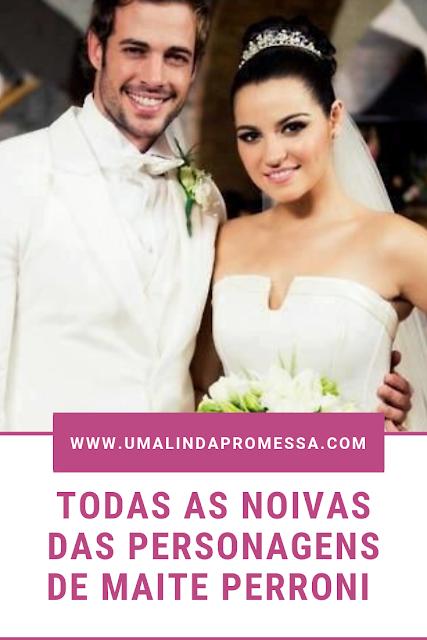 maite perroni noiva casamento em novelas mexicanas