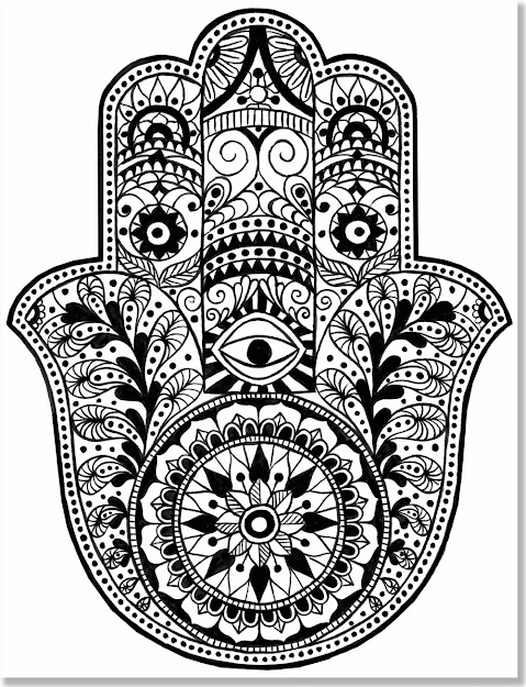 Mandala Coloring Pages Therapy With Art Designs Book  Stress Relieving  Studio English Adult Books