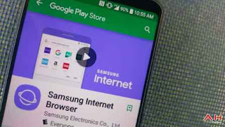 Browser Android / IOS Terbaik Terpopuler Teringan dan Paling Cepat - Dolphin