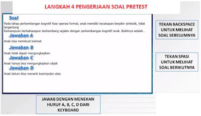 Hasil SIM PKB, Berikut Ini Adalah Langkah-Langkah Mengerjakan Soal Pretest PPG Dalam Jabatan Tahun 2020