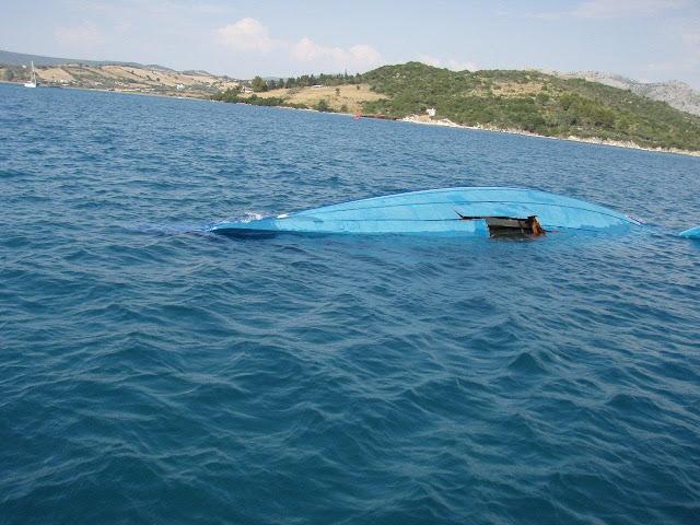 Ηγουμενίτσα: Βυθίστηκε ιστιοφόρο στην Πισίνα Συβότων