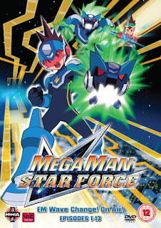 Ryuusei no Rockman Tribe (MegaMan Star Force Tribe)