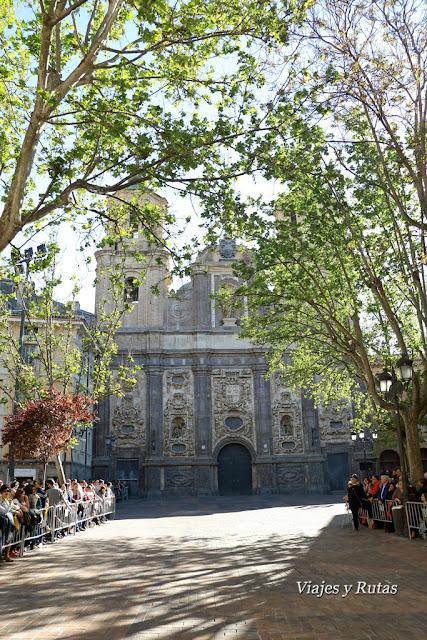 Iglesia de Santa Isabel de Portugal de Zaragoza