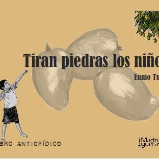 """LIBRO: """"Tiran piedras los niños"""" de Ennio Tucci"""