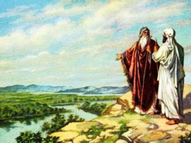 KUMPULAN RENUNGAN IMAN KRISTEN: KEJADIAN 13:1-13 ...