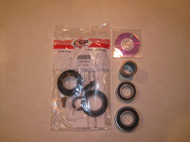Maytag Neptune Bearing And Seal Kit More Information